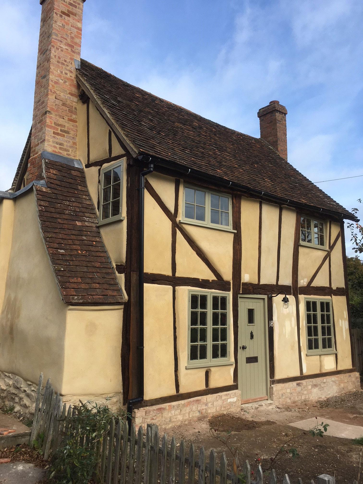 Listed Building Restoration Advice