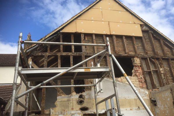 Listed Property Restoration