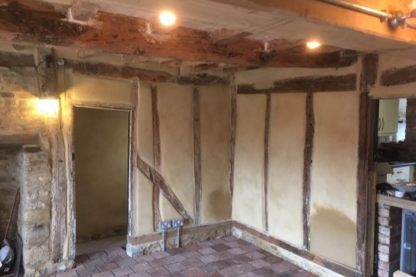 External Restoration Work
