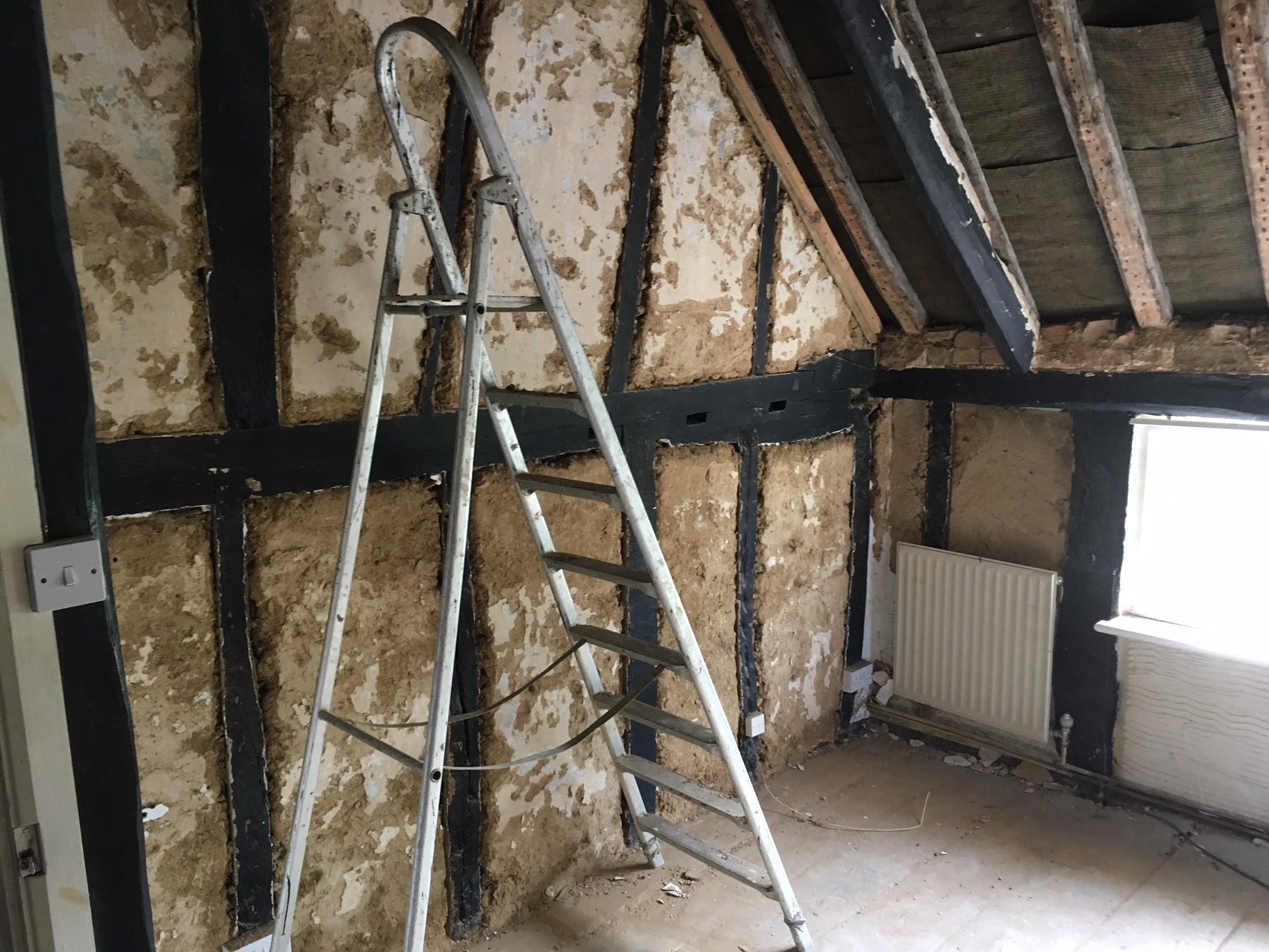 Historic Building Restoration in Bedford